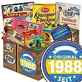 Original seit 1988 | Schokolade Ostpaket für Frauen | Schokolade Geschenkset M | Kalter Hund, Mokka Bohnen, Argenta | Schokoladenset Geschenk Geschenk zum 30 Geburtstag Geschenke Schokolade für Ihn