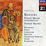 Rossini - Petite Messe Solennelle -Staba...