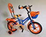Amardeep cycles14-T Air Marshal Double Seat Kids Cycle for Boys & Girls - Age Group 3-6 Years