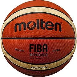 Molten Bgmx parallèle Pebble Basketball–Tan, Taille 7