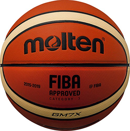 MOLTEN BGMX Parallel Pebble - Balón Baloncesto