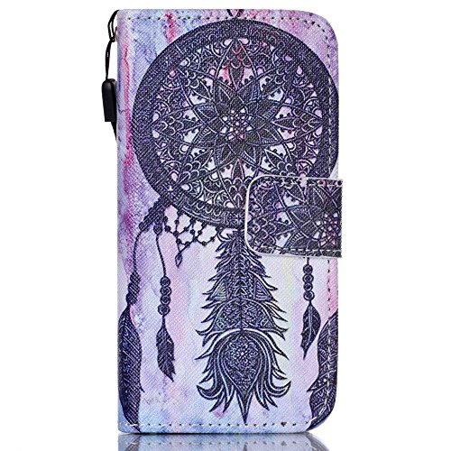 Nutbro iPhone SE Case, iPhone 5S Wallet Case, iPhone 5S Case, Flip Cover Wallet [Stand Feature] with Built-in Credit Card Slots Wallet Case for iPhone SE / iPhone 5S / iPhone 5 14