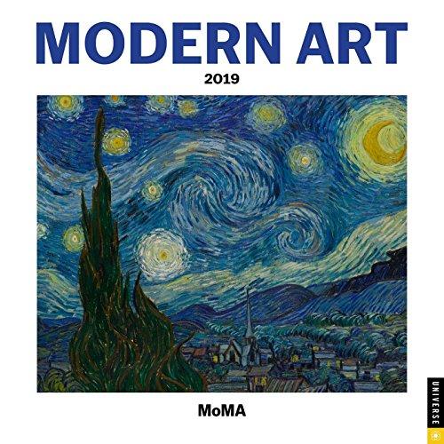 Modern Art 2019 Calendar par The Museum of Modern Art