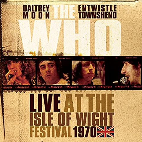 Live At The IOW Festival 1970