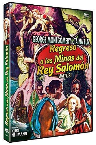 Watusi - Regreso A Las Minas Del Rey Salomon