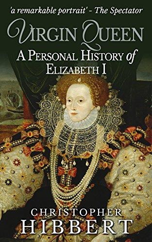 The Virgin Queen: A Personal History of Elizabeth I Test