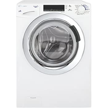 Candy GV42 138TWC3-01 freestanding Front-load 8kg 1300RPM A+++ White washing machine - washing machines (Freestanding, Front-load, White, Buttons, Rotary, Touch, Left, LED)