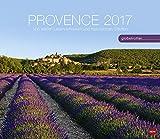Provence Globetrotter - Kalender 2017 - Von weiten Lavendelfeldern und historischen Städten - Heye-Verlag - Wandkalender - 45 cm x 39 cm