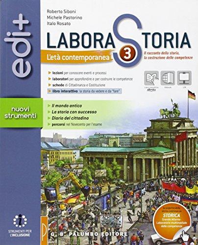 Laborastoria edi+. Per la Scuola media. Con e-book. Con espansione online: 3