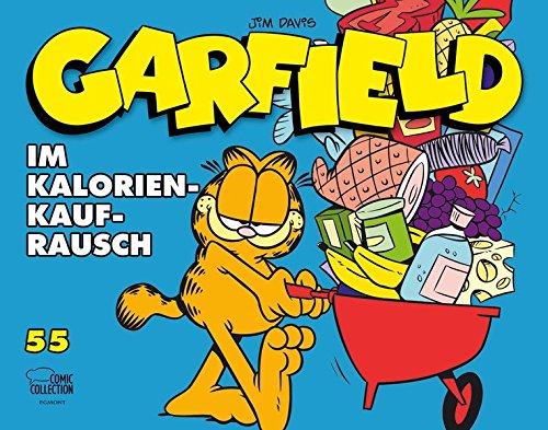 Garfield 55: Im Kalorien-Kaufrausch