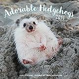 Adorable Hedgehogs Mini 2018: 16 Month Calendar Includes September 2017 Through December 2018 (Calendars 2018)