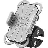 RYACO Porta Cellulare Bici, Supporto Bici Smartphone, Supporto per Cellulare 360° Rotabile, Manubrio Universale Bici Moto MTB per Tutti Gli Smartphone e Dispositivi Elettronici 3.5-6.3 pollici