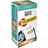L'Oréal Paris Ritocco Perfetto Spray e Mascara per Capelli Bianchi, Kit di Salvataggio per Ritocco Radici e Tempie, Non Macch