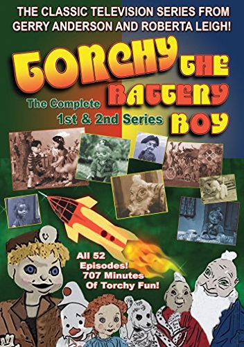 Produktbild Torchy the Battery Boy: The Complete First and Second Series