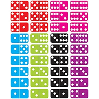 Ashley Productions ASH11302 Math Die-Cut Magnets, Multi