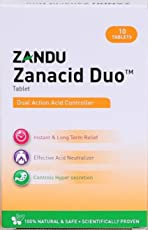 Zandu Zanacid Duo Dual Action Acid Controller