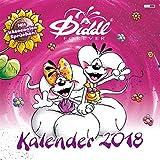 Diddl Wandkalender 2018