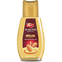 Dabur Almond Hair Oil - with Almonds, Vitamin E and Soya Protein - 500 ml