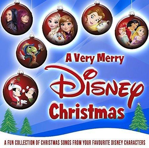 A-Very-Merry-Disney-Christmas