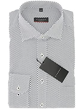 ETERNA Comfort Fit Herren Hemd langarm mit New Kent Kragen bügelleicht Gr. 43