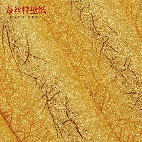 oro-papel-tapiz-doradoplata-continental-amarilloel-ktvbar-tela-no-tejida-de-papel-tapiz-de-pared-tve