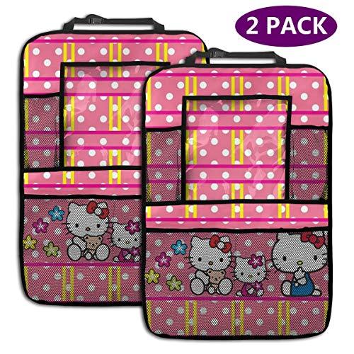 Hello Kitty - Organizador asiento trasero coche, 2