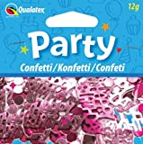 Confettis de Table Happy Birthday Rose 6 sachets