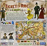 Pictures of Ticket to Ride Europe