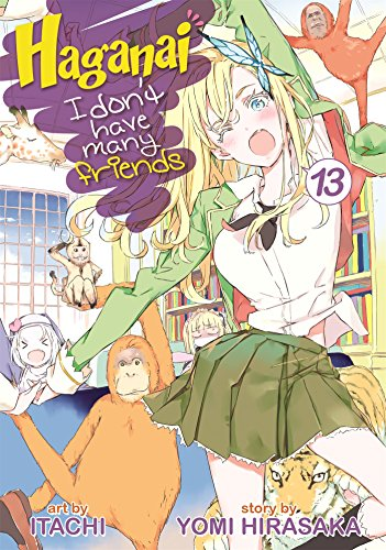 Haganai I Don't Have Many Friends 13: I Don't Have Many Friends, Volume 13