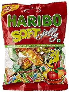 Haribo Candy Soft Jelly Candy, 75g