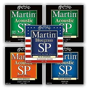 Martin Sp Bronze Acoustic Guitar Strings