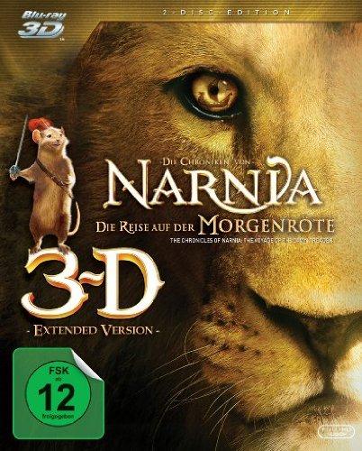 rnia - Die Reise auf der Morgenröte - Extended Version (+ Blu-ray) (Barnes-version)