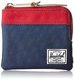 Herschel Classics   Wallets Porte-Monnaie, 46 cm, Navy Red 828432014750