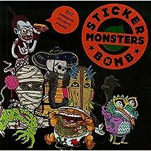 Stickerbomb Monsters: Studio Rarekwai
