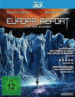 Europa Report [3D Blu-ray]