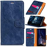 Samsung Galaxy Note 9 Case, Codream Samsung Galaxy Note 9 Leather Wallet Case Book Design With Flip Cover And Stand [Credit Card Slot] Cover Case Compatible With Samsung Galaxy Note 9 - Blue