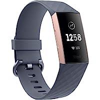 Fitbit - Charge 3 - Bracelet d'activité forme & sport : jusqu'à 7 jours d'autonomie et étanche