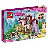 #7: Lego Disney Princess Belle's Enchanted Castle, Multi Color with Free Santa's Visit