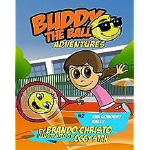 Buddy the Ball Adventures Volume 2: The Longest Rally