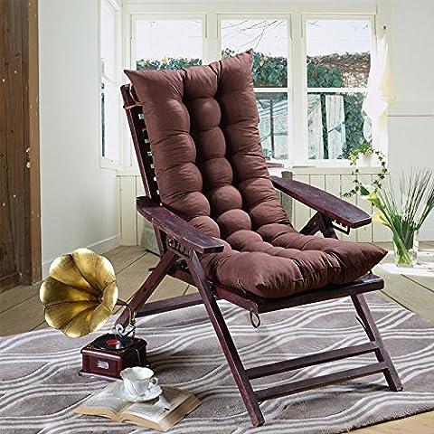 Lounge Sofa Double Rocking Chair Cushion Chair Pads Chair Cushion Cushion Chairs Wicker Chair Cushion 5