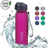 """720°DGREE Kinder Trinkflasche """"uberBottle"""" Wasserflasche Auslaufsicher für Schule & Sport - BPA-Frei"""