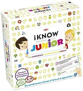 Tactic-54459-Juego de Tablero-Iknow Junior