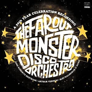 The Far Out Monster Disco Orchestra [VINYL]