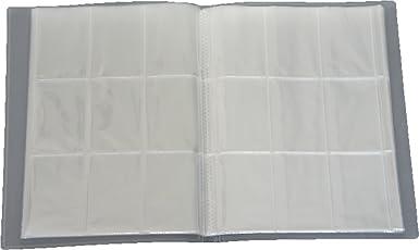 Unbekannt sonstige Leere Sammelmappe - 24 Seiten (432 Karten),  Neutral
