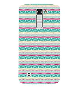 EPICCASE ethnic pattern Mobile Back Case Cover For LG K10 (Designer Case)