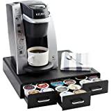 Amazon Basics Coffee Pod Storage Drawer for K-Cup Pods - 36 Pod Capacity
