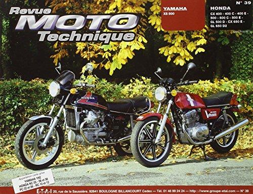 Revue Moto Technique, numéro 39 par Collectif