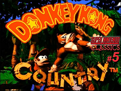 Clip: Donkey Kong Country - Kongo Jungle -