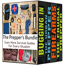 The Prepper's Bundle: Even More Survival Guides for Every Situation (English Edition)