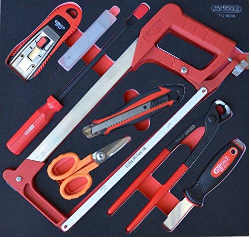 KS Tools 712.9009 Module de 8 Outils de coupe pas cher